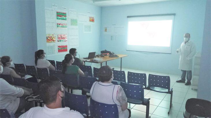 Novembro Azul - Hospital Regional do Litoral