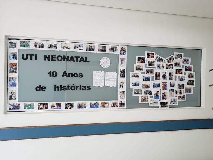 UTI Neo HRS 10 anos