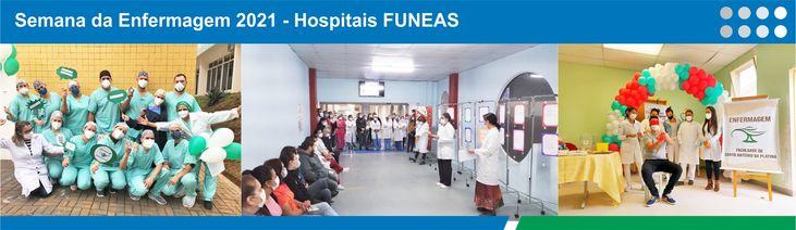 Semana Enfermagem Hospitais Funeas