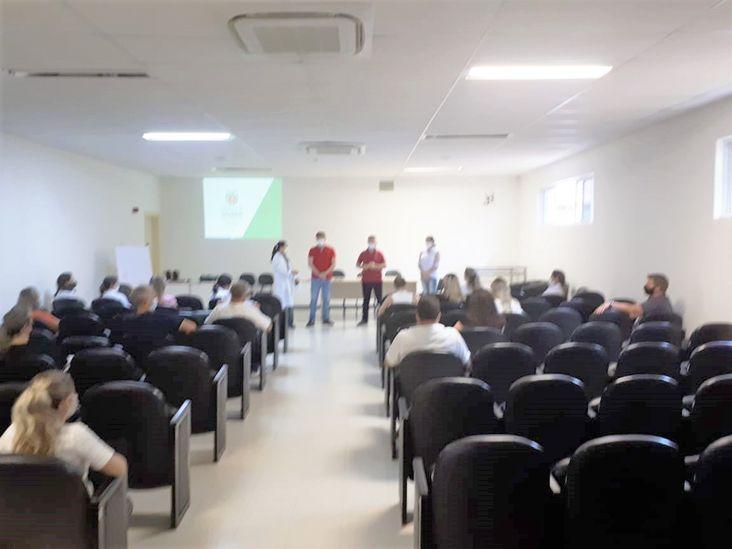 Hospital Regional do Sudoeste recebe gestores municipais de saúde
