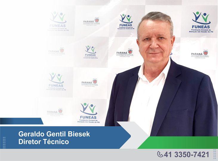 Geraldo Gentil Biesek