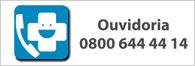 Ouvidoria - 0800 644 44 14