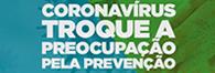 Acesse o site sobre o Coronavírus no Paraná